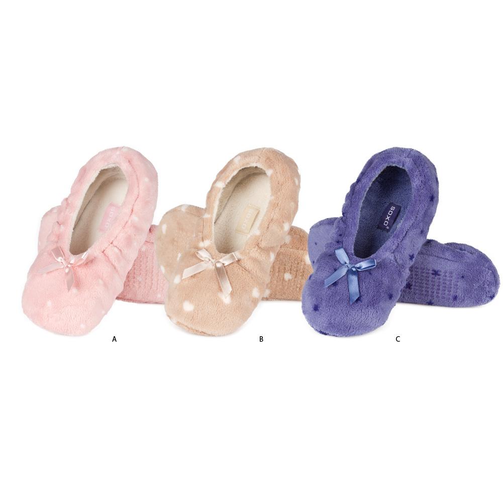 33b70b42476e Purple Soft Ballerina Slippers Purple Baby Soft Ballerina Slippers It
