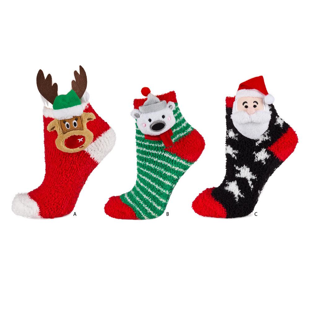 SOXO Chenille Socken Kollektion Weihnachten | Kinder \\ Socken ...