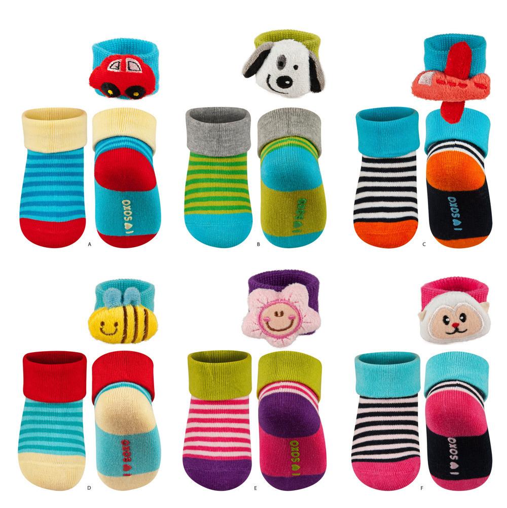 Soxo Baby Set Socks Handband Babies Kids