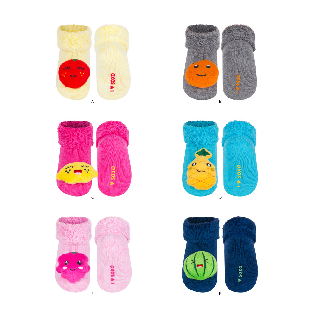 SOXO rattle socks | Socks \ With a rattle BABIES \ Socks ...