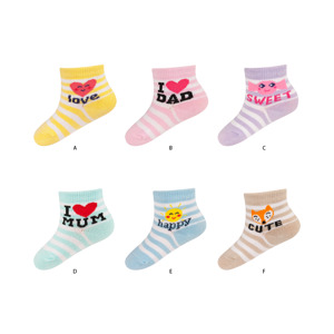 SOXO infant socks