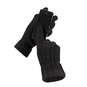 SOXO knitted touchscreen gloves