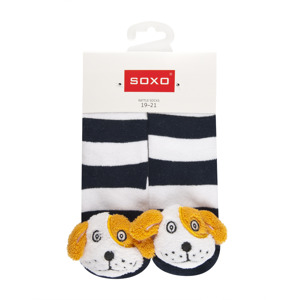 SOXO rattle socks + ABS