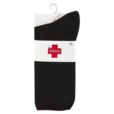 DR SOXO men's socks for diabetics