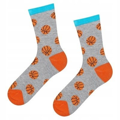 "SOXO GOOD STUFF children's socks - ""Basketball"""