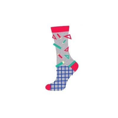 "SOXO GOOD STUFF children's socks - ""Geometry"""