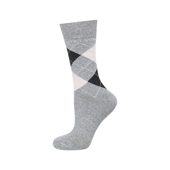 Pierre Cardin Women's socks with agryle design