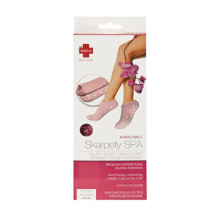 DR SOXO moisturizing socks - gel coating SPA
