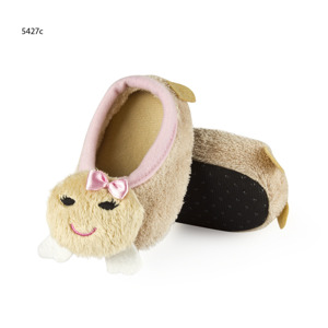 Infant slippers BALLERINAS SOXO with abs - funny pets