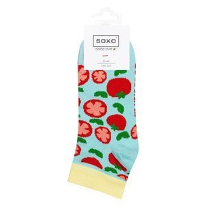 Men's socks SOXO GOOD STUFF - pizza