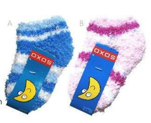 SOXO Children's plush socks - MIX of colors