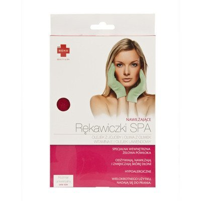 DR SOXO Moisturising Spa Gel Gloves
