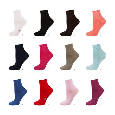 DR SOXO Women's modal socks