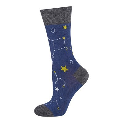 Good Stuff Women socks witch cosmos