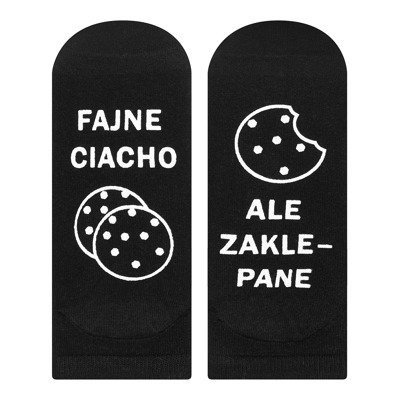 "Mens footies SOXO life instructions ""Fajne ciacho..."""