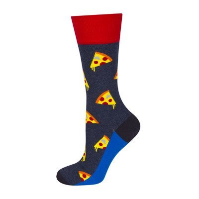 Pizza socks for men GOOD STUFF