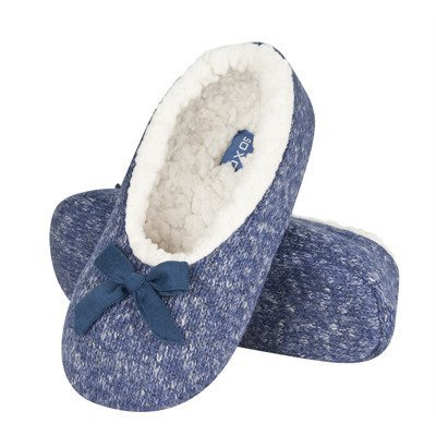 SOXO Ballerina slippers with soft sole