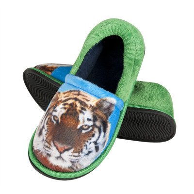 SOXO Children's photo slippers with doggy