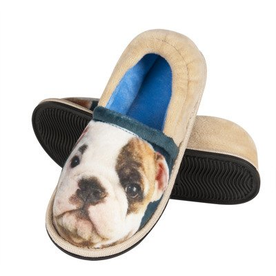 SOXO Children's photo slippers with kitty