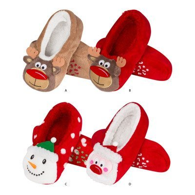 SOXO Christmas slipper 3D