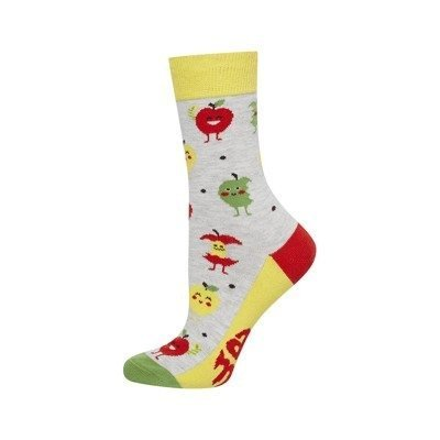 SOXO GOOD STUFF Women's socks - APPLE MOOD