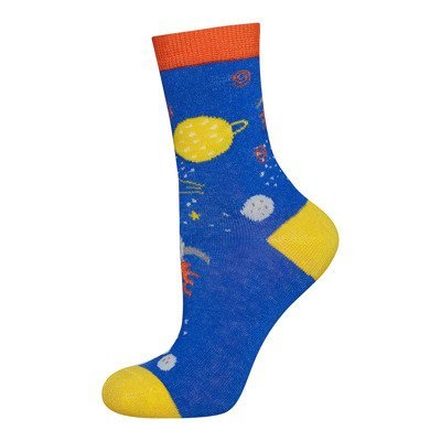 SOXO GOOD STUFF children's socks - rockets