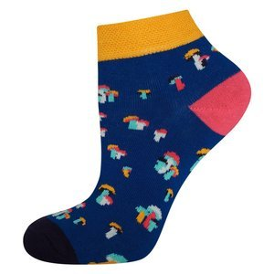 SOXO GOOD STUFF socks - mushrooms
