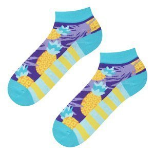 SOXO GOOD STUFF socks - pineapples