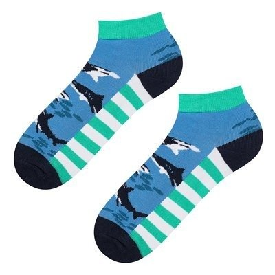 SOXO GOOD STUFF socks - sharks