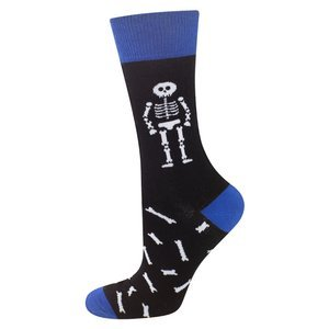 SOXO GOOD STUFF socks - skeleton