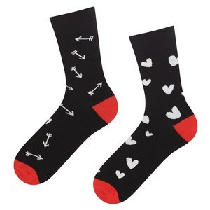 SOXO GOOD STUFF socks unmatched - Valentine's Day