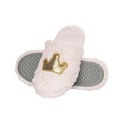 SOXO Kids slippers 'Crown' pink