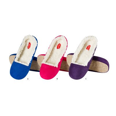 SOXO Women's ballerina slippers with soft padding
