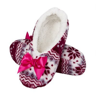 SOXO Women's ballerina slippers with soft sole