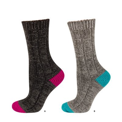 SOXO Women's super soft socks