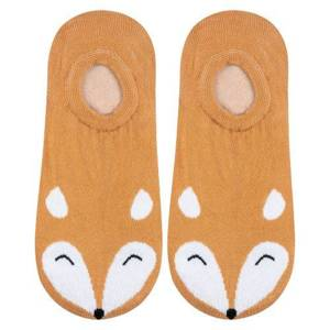 SOXO feet - owl / gray
