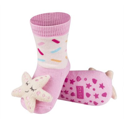 SOXO rattle socks with ABS PREMIUM