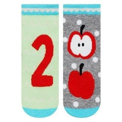 SOXO socks for girls 2""