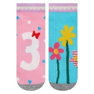 "SOXO socks for girls ""3"""