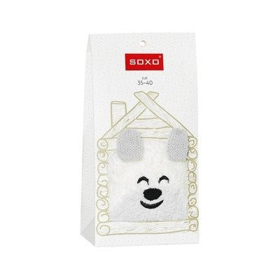 SOXO socks in decorative packaging