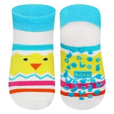 SOXO socks with ABS - chicken in shell