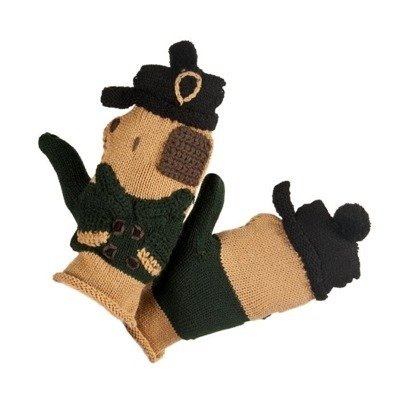 SOXO youth gloves with one finger - DOG