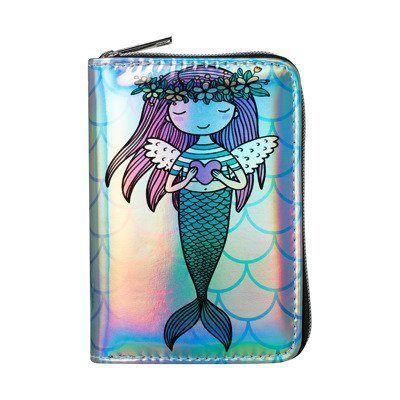 "Wallet ""Back to school"" SOXO - mermaid"