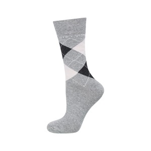 Pierre Cardin socks for women in diamonds pattern