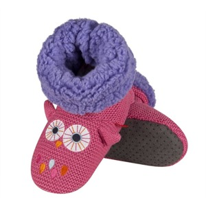 SOXO slippers high pink