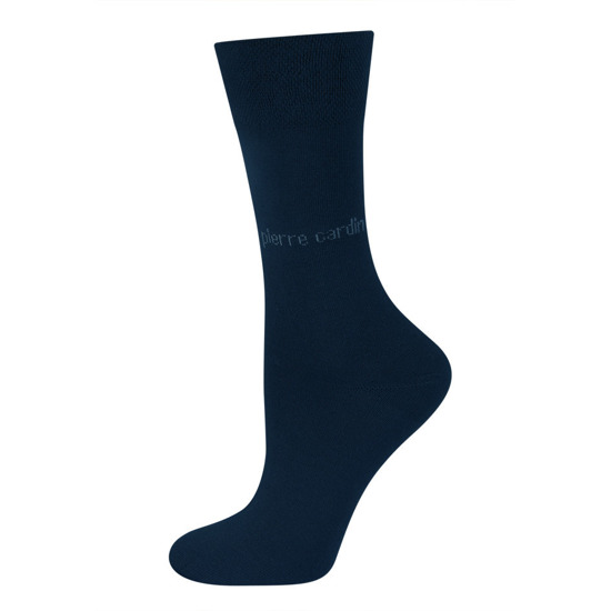 PIERRE CARDIN men's socks - navy