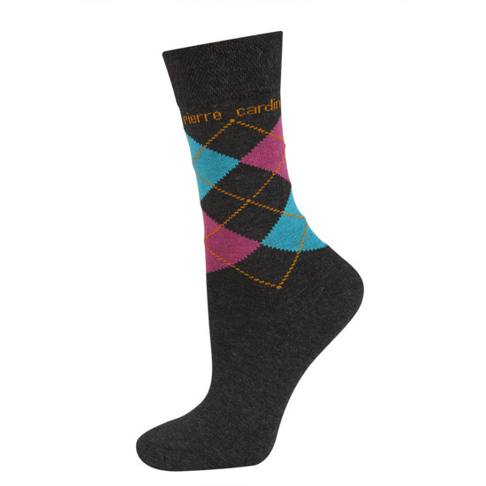 Pierre Cardin Man's socks with agryle design