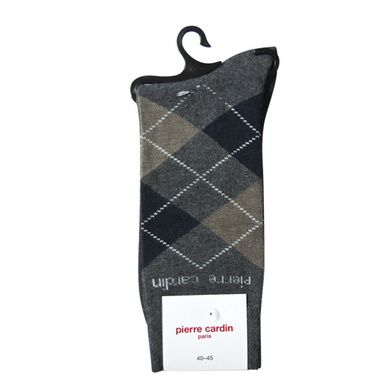 Pierre Cardin Men's socks with agryle design