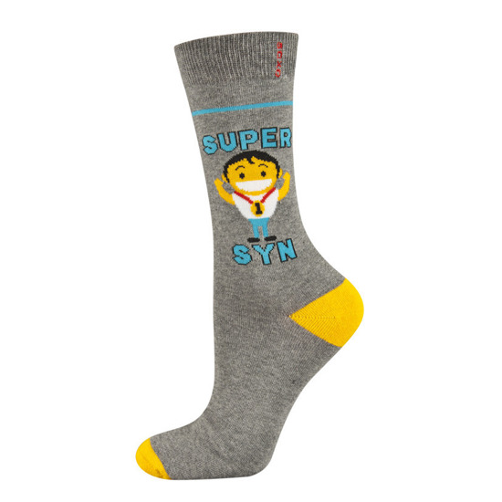 "SOXO socks ""super syn"" (polish text)"