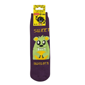 SOXO Adult socks with funny text